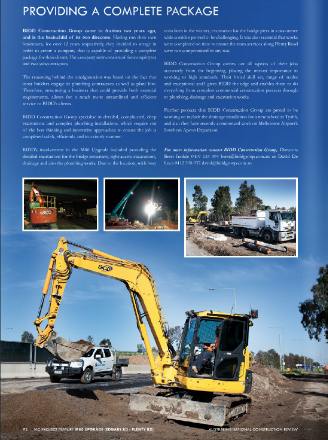 Bidd Group Construction Magazine